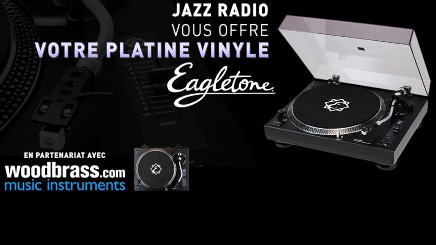 Gagnez votre platine vinyle eagletone