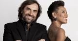 André Manoukian & China Moses à Jazz à Roland Garros