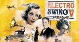 Electro Swing 5 mixée par Bart & Baker