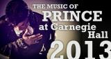 Hommage à Prince au Carnegie Hall de New-York !
