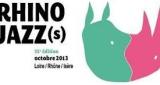 Coup d'envoi du Rhino Jazz festival