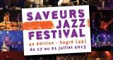 Le Saveurs Jazz Festival : édition 2013