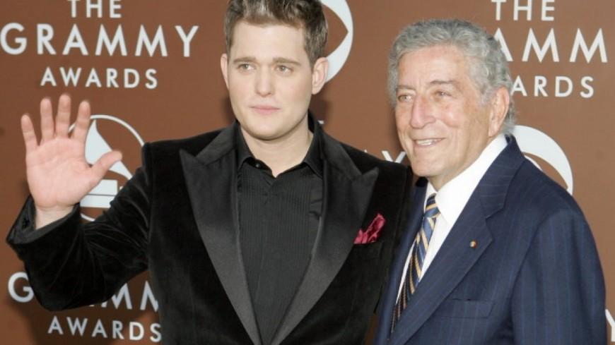 Soirée crooner à la télévision américaine avec Michael Bublé et Tony Bennett !