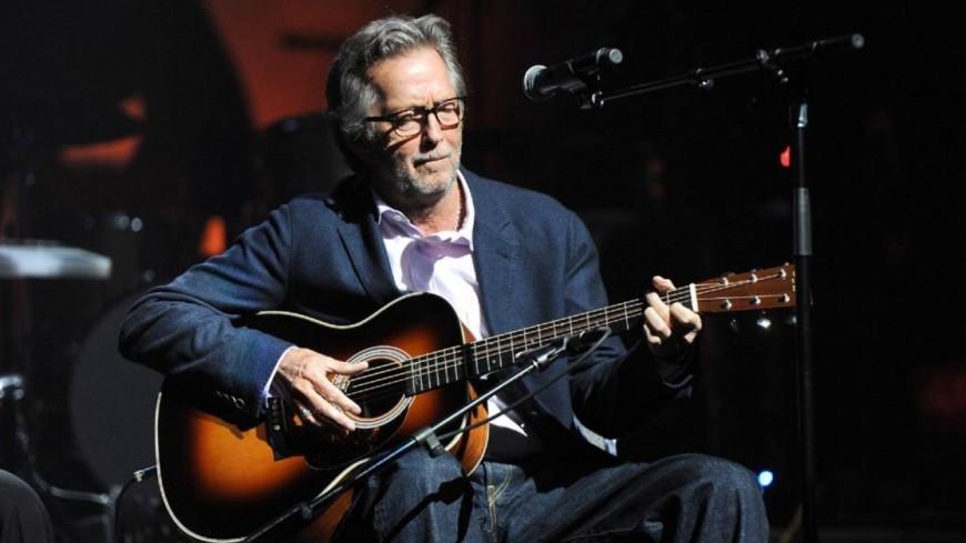 Eric Clapton poursuivi en justice !
