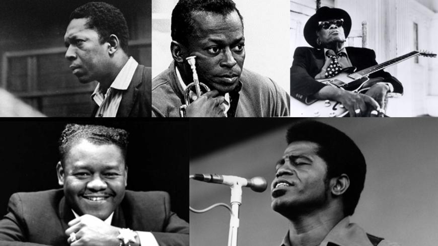 Tout comme John Coltrane, Miles Davis, James Brown, John Lee Hooker et Fats Domino seront intégrés au Grammy Hall Of Fames