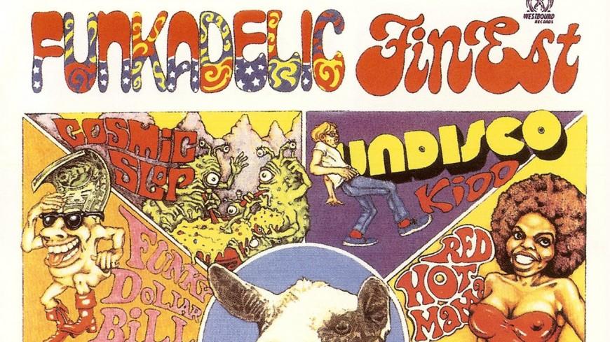 Funkadelic : Finest réédité en vinyle !