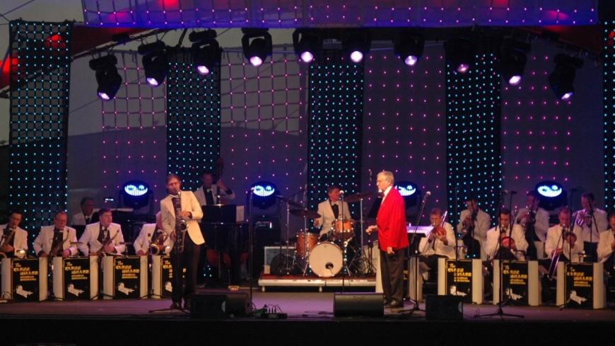 Glenn Miller Mémorial Orchestra en concert à Marseille