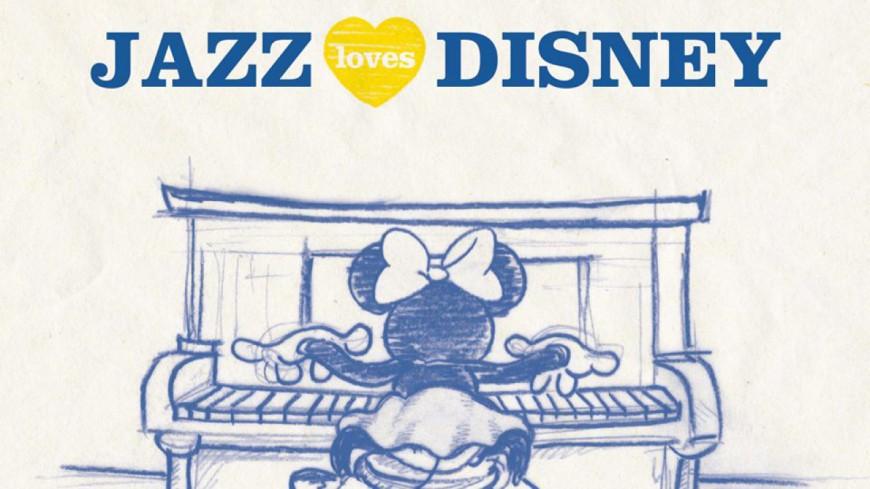 Découvrez le premier extrait de Jazz loves Disney !