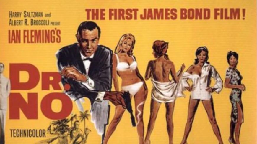 Top 10 des titres jazz/soul repris dans les James Bond !