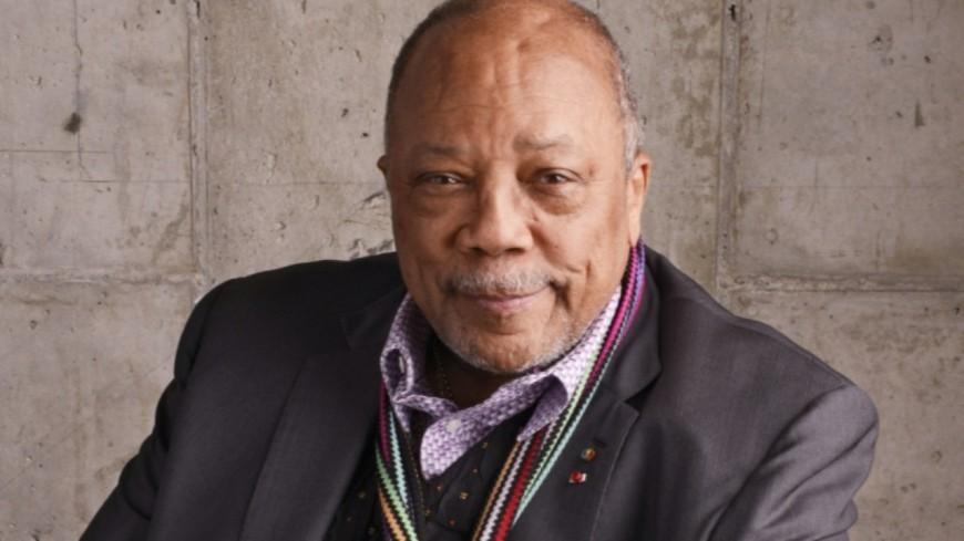 Quincy Jones en concert exceptionnel à Paris !