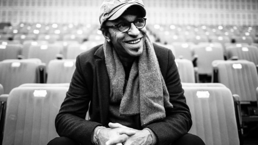 Exclusif: l'Interview de Manu Katché au Docks 40 à Lyon