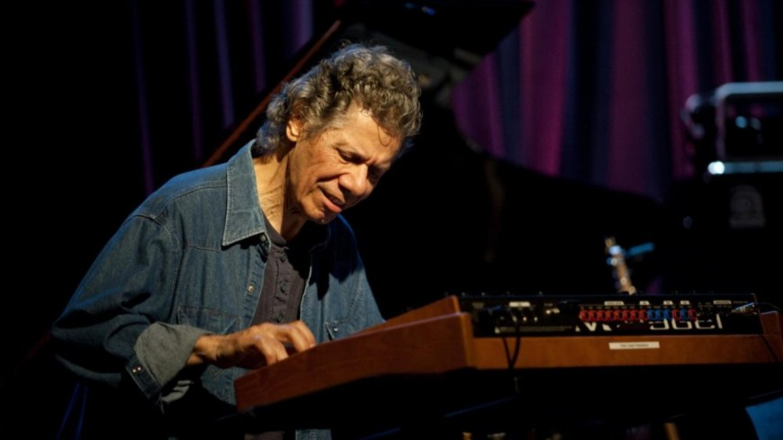 Chick Corea et le Spanish Heart Band
