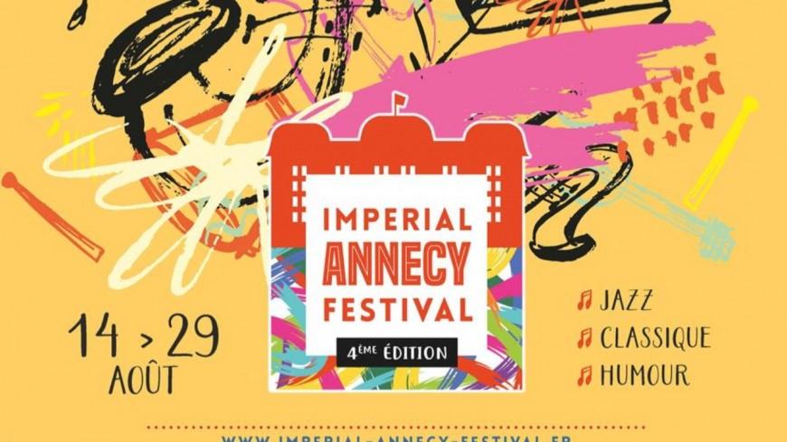 Impérial Annecy Festival est de retour en août à Annecy