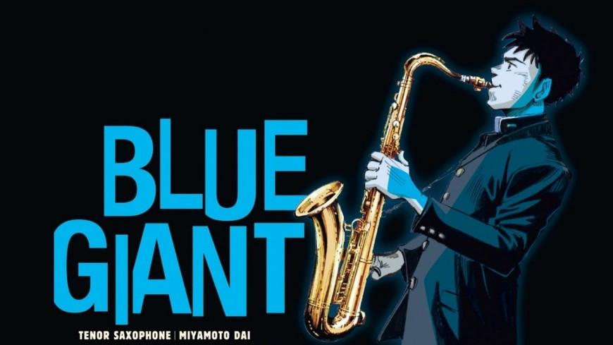 Blue Giant, quand le manga se mêle au Jazz !