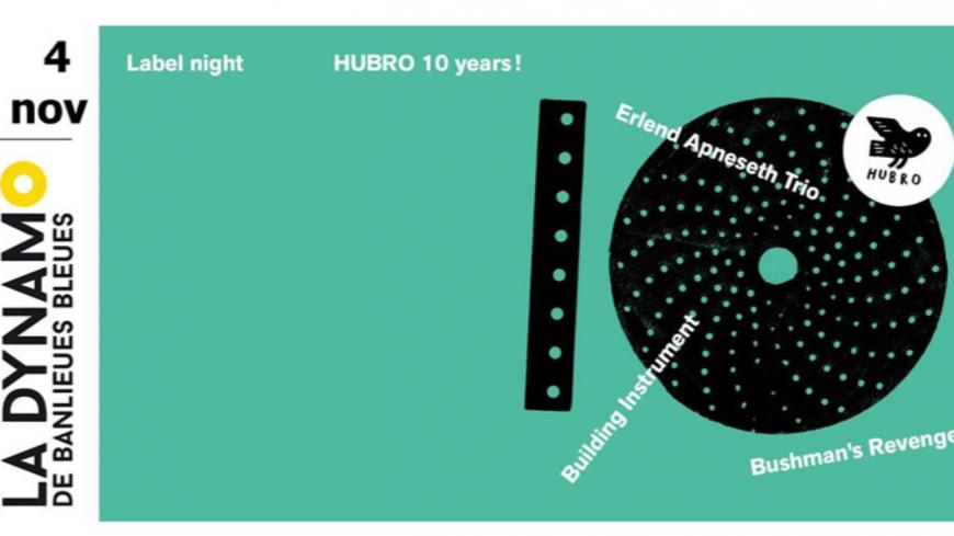 Les 10 ans du label Hubro