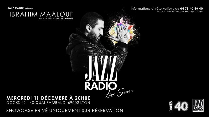 Jazz Radio invite Ibrahim Maalouf