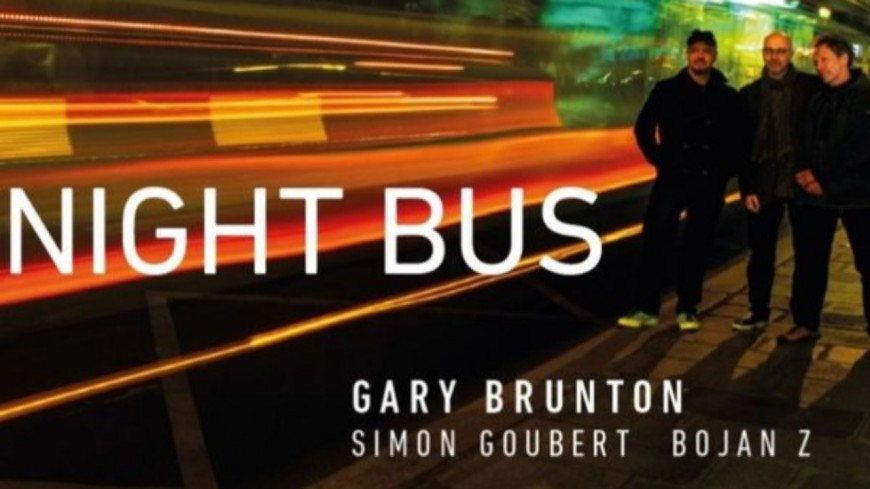 Gary Brunton, Bojan Z, Simon Goubert, leur nouvel album