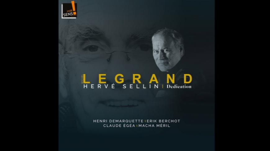 Hervé Sellin et « Dedication »