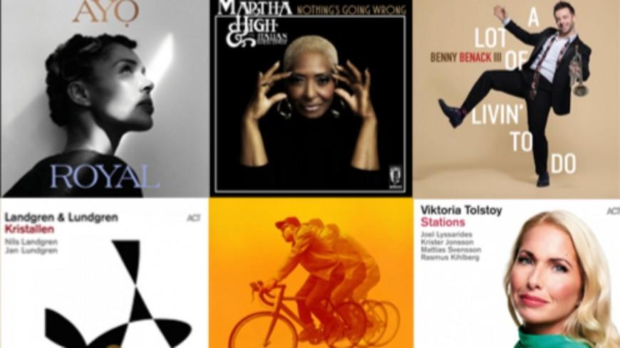 Les nouveautés jazz & soul de janvier 2020