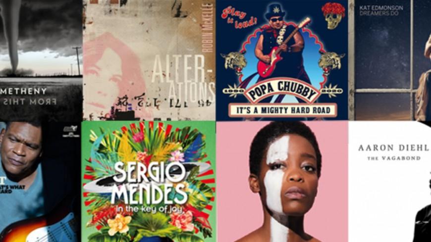 Jazz & Soul : la sélection des nouveaux albums de février 2020