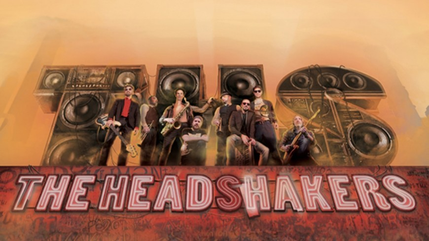 The HeadShakers, un nouvel album