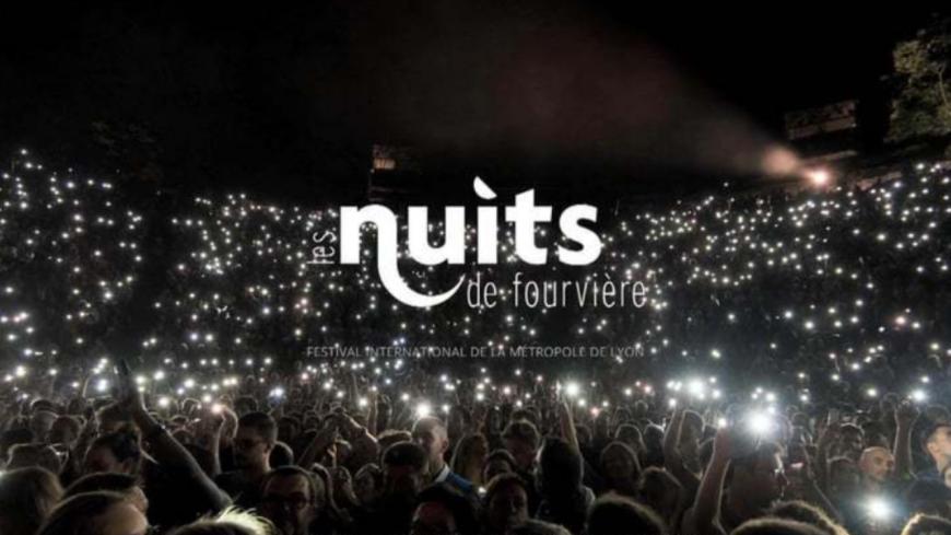 Programmation : Les nuits de Fourvière 2020 de Lyon
