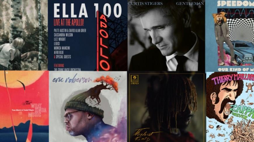 Jazz & Soul : la sélection des nouveaux albums d'avril 2020