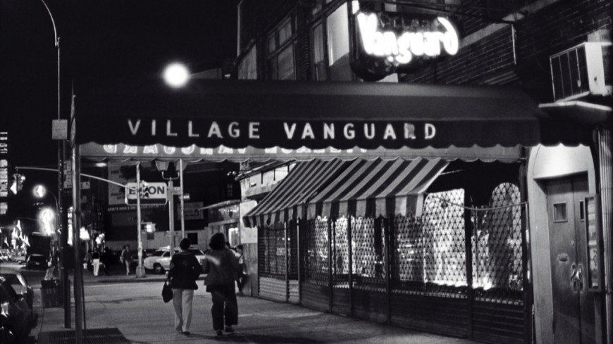 Le Village Vanguard propose des concerts live en ligne !