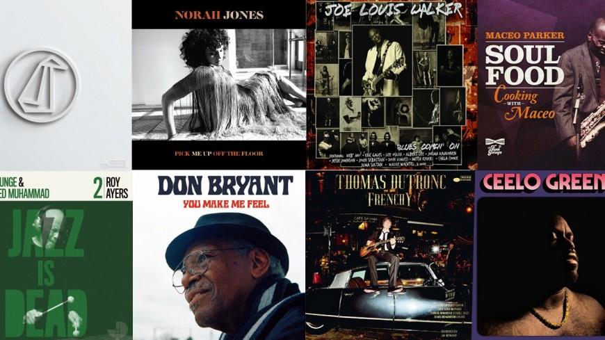 Jazz & Soul : la sélection des nouveaux albums de juin 2020