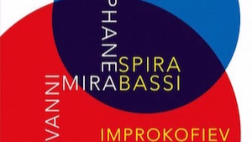 Stéphane Spira et Giovanni Mirabassi rendent hommage à Prokofiev
