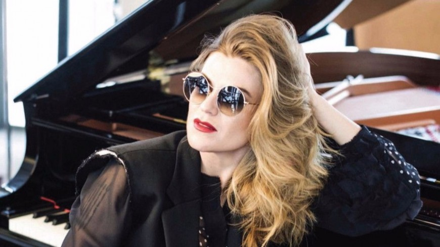 "Melody Gardot dévoile ""From Paris With Love"""