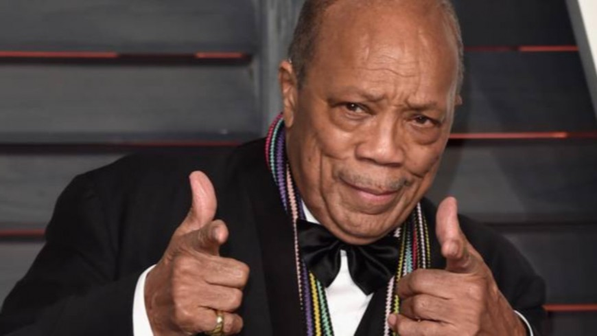 Quincy Jones s'engage pour une meilleure éducation musicale