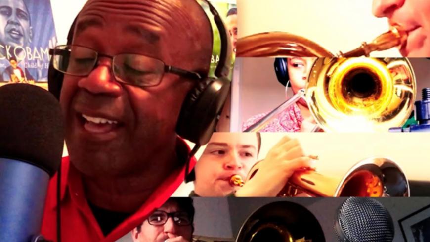 """L'orchestre national de jazz d'Écosse dévoile """"A Change is Gonna Come"""" en hommage à Mandela"""