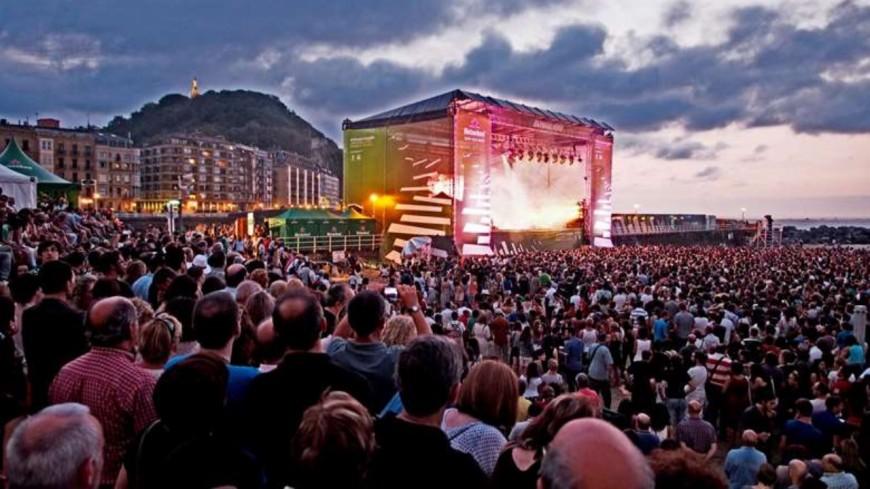 Regardez la 55ème édition du San Sebastian Jazz Festival !