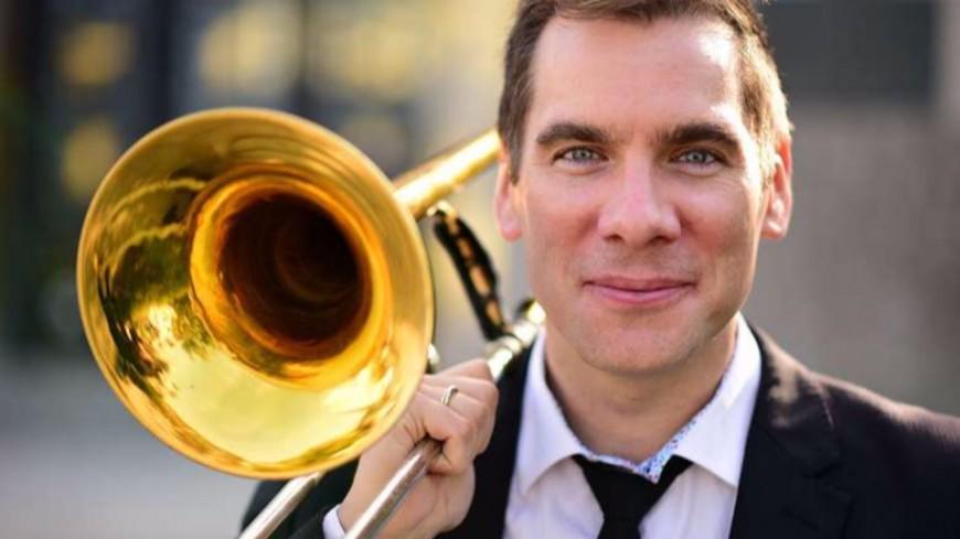 """Le tromboniste Mike Fahie dévoile """"Urban(e)"""" ! (vidéo)"""