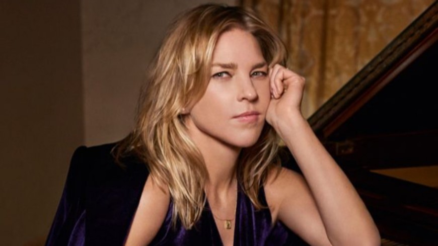 "Diana Krall annonce son nouvel album, ""This Dream of You"" ! (audio)"
