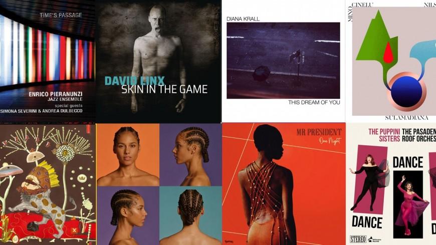 Jazz & Soul : la sélection des nouveaux albums de septembre 2020