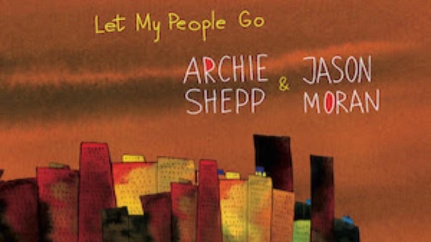 Archie Shepp et Jason Moran s'associent le temps d'un album