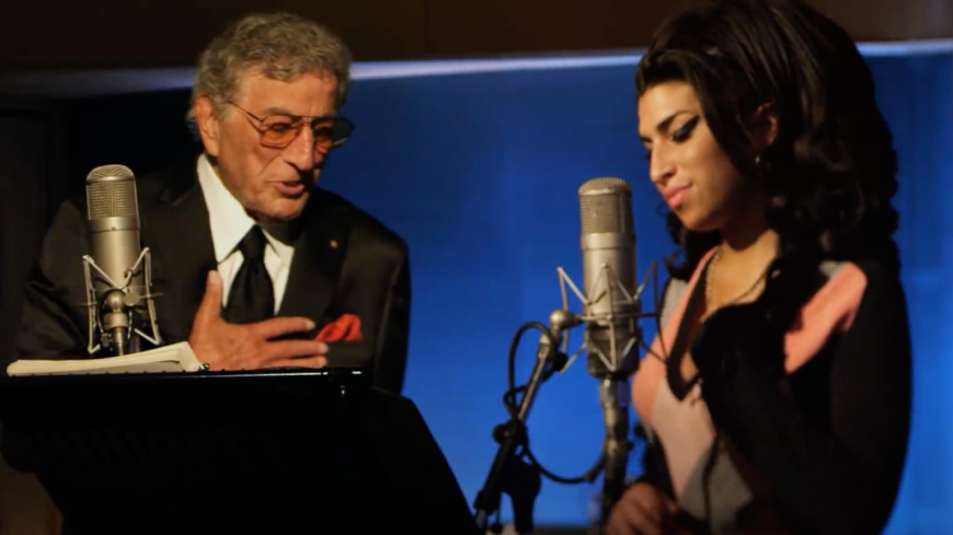 Le jour où Amy Winehouse et Tony Bennett ont partagé un duo ! (vidéo)