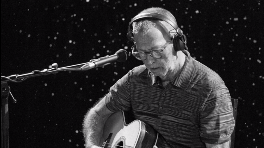 5 prestations inoubliables signées Eric Clapton ! (vidéos)