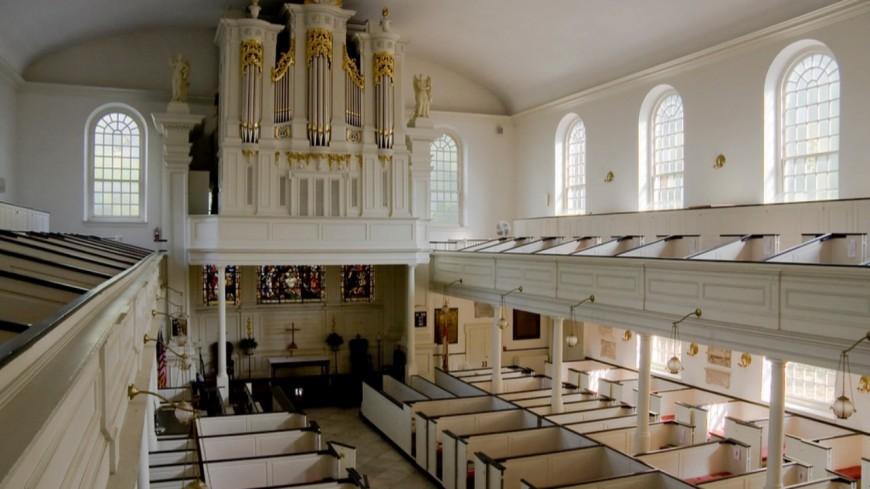 """""""L'Église du jazz"""" de Manhattan : une inondation détruit de nombreuses archives"""
