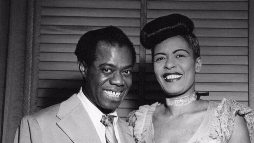 """Quand Billie Holiday et Louis Armstrong se retrouvent avec """"The Blues Are Brewin'"""" (vidéo)"""