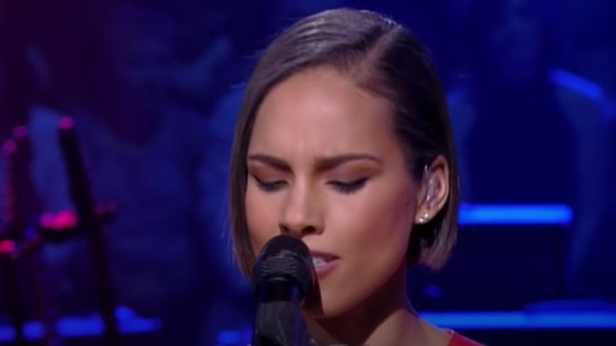 Retour en 2021 - Alicia Keys séduit les français sur le plateau de Taratata (vidéo)