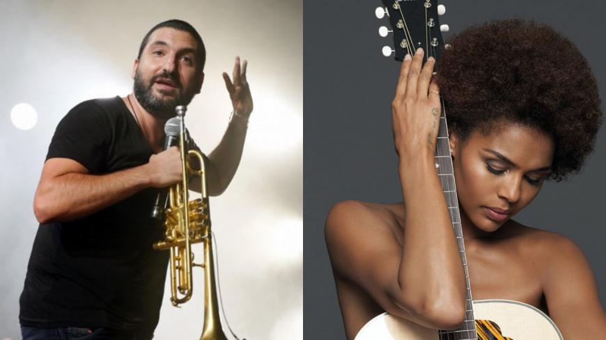 Festival Marseille Jazz des Cinq Continents - Ayo et Ibrahim Maalouf seront présents !