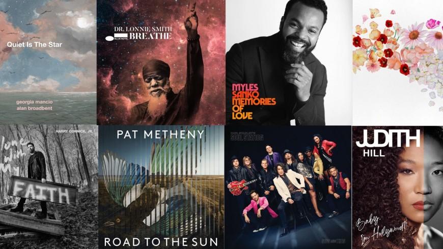 La sélection Jazz Radio des nouveaux albums de mars 2021 Jazz &  Soul