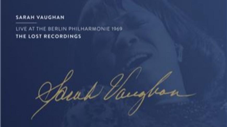 Un live inédit signé Sarah Vaughan sortira le 9 avril !