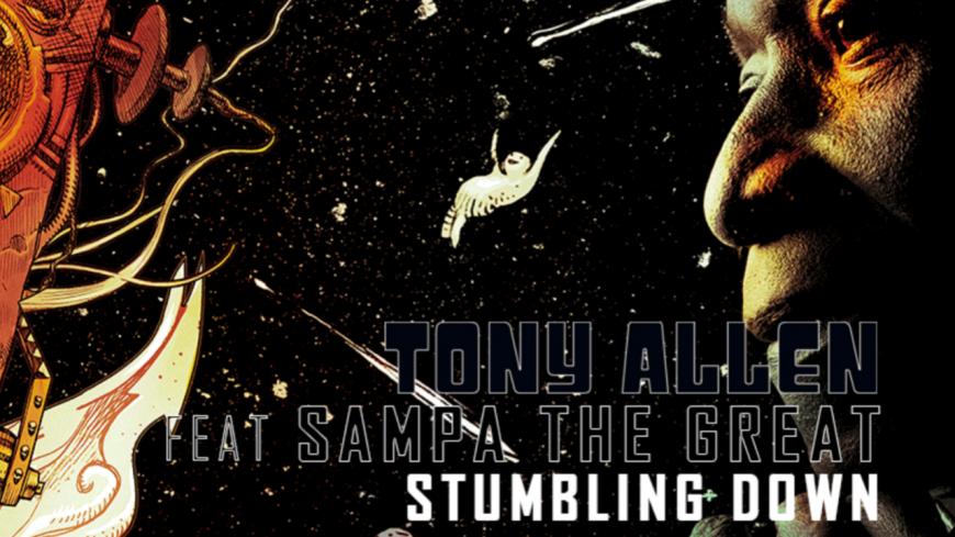Un nouveau titre de l'album posthume de Tony Allen dévoilé !