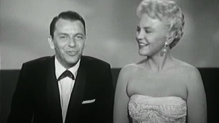 """Quand Frank Sinatra et Peggy Lee interprètent """"Nice Work If You Can Get It"""" ! (vidéo)"""
