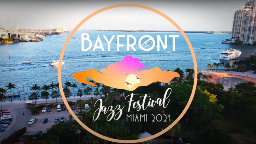 Miami accueille la première édition du Bayfront Jazz Festival