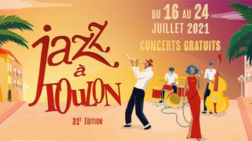 Découvrez la programmation du festival Jazz à Toulon !